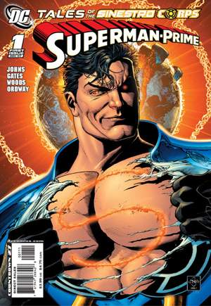 Tales of the Sinestro Corps Presents: Superman-Prime#One-Shot