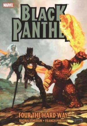 Black Panther (2005-2008)#TP Vol 5