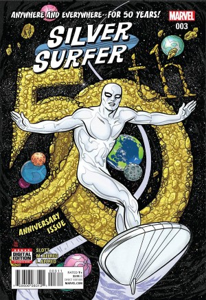 Silver Surfer (2016-Present)#3A