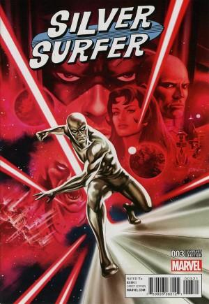 Silver Surfer (2016-Present)#3B