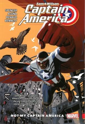 Captain America: Sam Wilson#TP Vol 1
