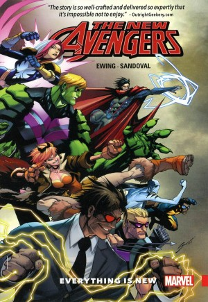 New Avengers (2015-Present)#TP Vol 1