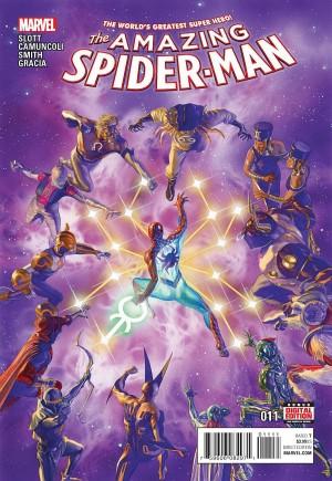 Amazing Spider-Man (2015-2017)#11