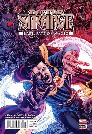 Doctor Strange: Last Days Of Magic#1A