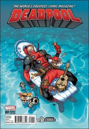 Deadpool (2016-2017)#1R