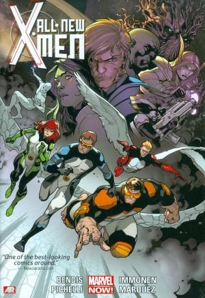 All-New X-Men: Deluxe Edition (2014-Present)#HC Vol 3