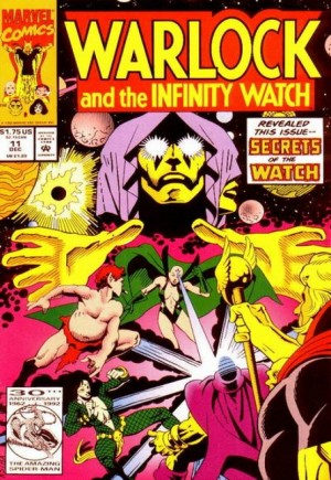 Warlock and the Infinity Watch (1992-1995) #11B