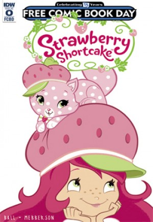 Strawberry Shortcake (FCBD 2016)#1