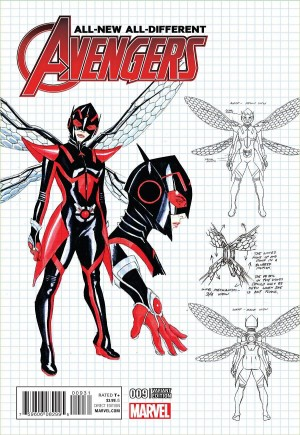 All-New, All-Different Avengers (2016-Present)#9C