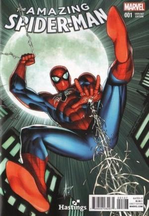 Amazing Spider-Man (2015-2017)#1W