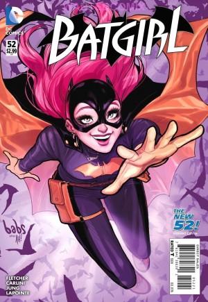 Batgirl (2011-2016) #52B