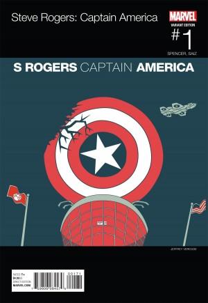 Captain America Steve Rogers#1E