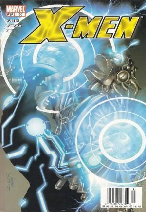 X-Men (1991-2001, 2004-2008)#160A