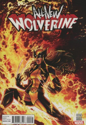All-New Wolverine (2016-2018) #9B