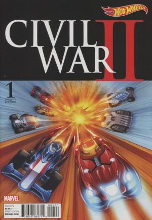 Civil War II (2016)#1I