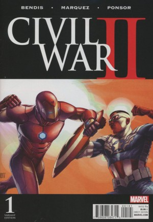 Civil War II (2016) #1N