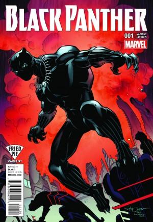 Black Panther (2016-2017)#1P
