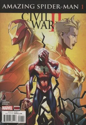 Civil War II: Amazing Spider-Man (2016)#1A