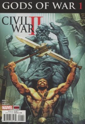 Civil War II: Gods Of War (2016)#1A