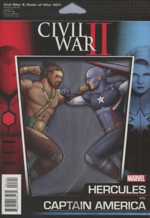 Civil War II: Gods Of War (2016)#1C