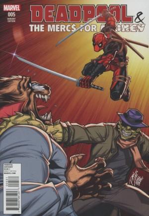 Deadpool & The Mercs For Money (2016)#5B