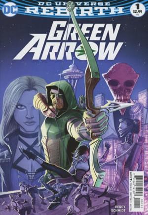 Green Arrow (2016-Present)#1A