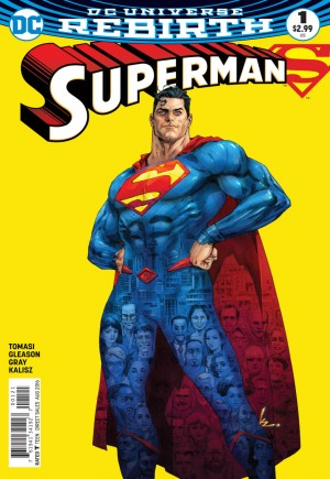 Superman (2016-2018)#1B