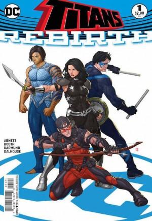 Titans: Rebirth#1B
