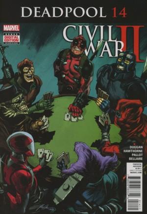 Deadpool (2016-2017)#14A
