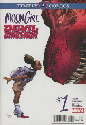 Timely Comics Moon Girl And Devil Dinosaur#1