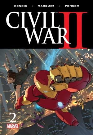 Civil War II (2016)#2A