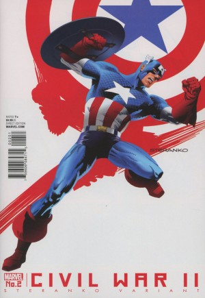Civil War II (2016)#2D