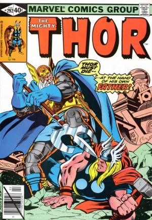 Thor (1966-1996)#292B
