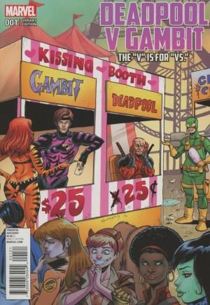 Deadpool V Gambit#1B
