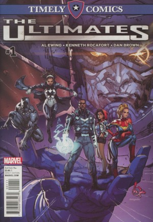 Timely Comics The Ultimates #1