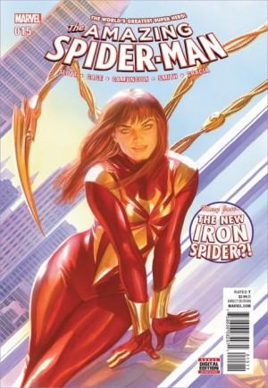Amazing Spider-Man (2015-2017)#15A