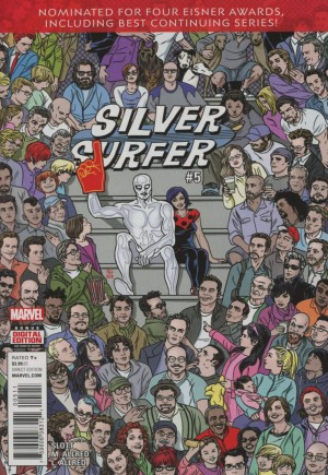 Silver Surfer (2016-Present)#5