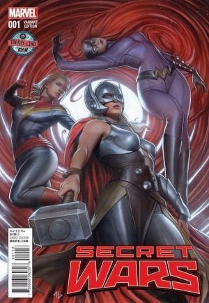 Secret Wars (2015-2016)#1ZT