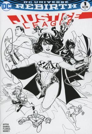 Justice League (2016-2018)#1D