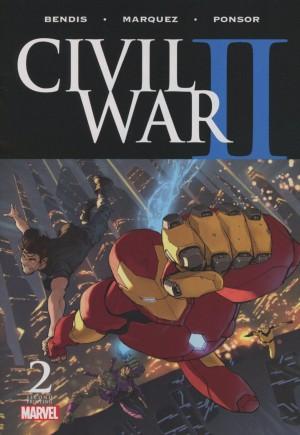 Civil War II (2016)#2G