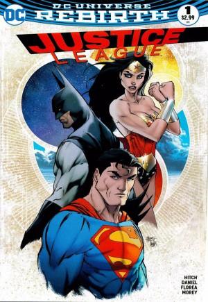 Justice League (2016-2018)#1E