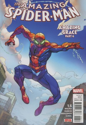 Amazing Spider-Man (2015-2017)#1.6A