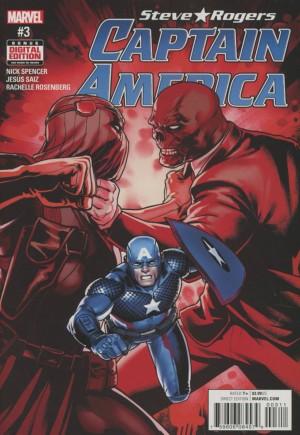 Captain America Steve Rogers#3A