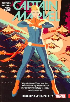 Captain Marvel (2016-2017)#TP Vol 1