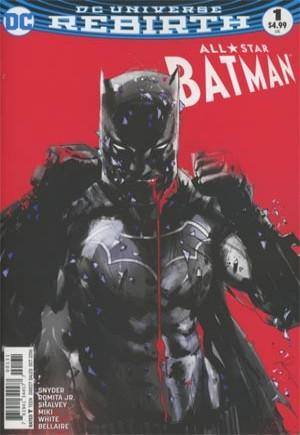 All-Star Batman (2016-2017)#1C