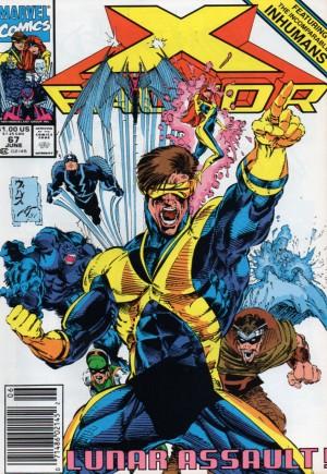 X-Factor (1986-1998)#67A
