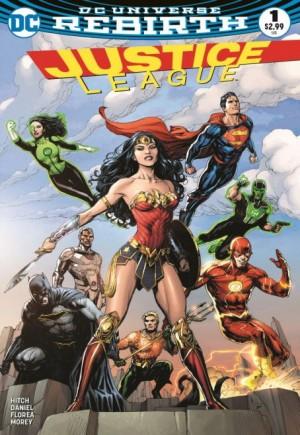 Justice League (2016-2018)#1G