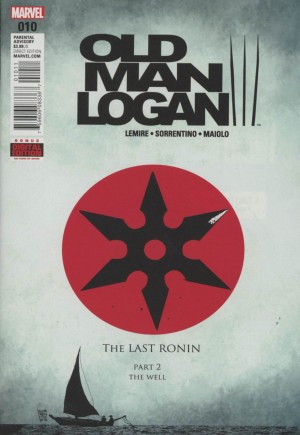 Old Man Logan (2016) #10A