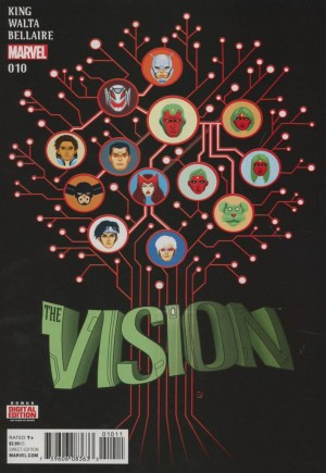 Vision (2016-Present)#10