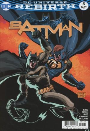 Batman (2016-Present)#5B